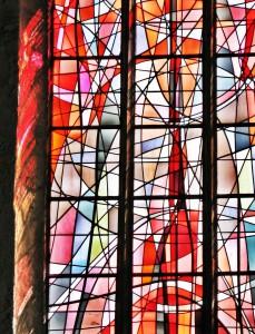Kirchenfenster Porrentruy grosser Ausschnit