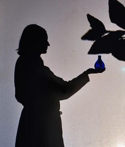 Schattenbild Nikodemus Licht